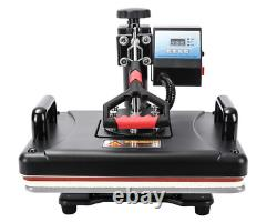 10 in1 Heat Press Machine Thermal Sublimation Transfer Printer 360' Rotation