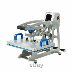 11 x 15 Auto-open Flat Heat Press Transfer Machine for T-shirts Sublimation