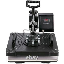 8 in 1 Combo Heat Press Transfer Sublimation T-Shirt Jigsaw Puzzle Plate 12x15