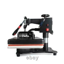 Sublimation Heat Press Machines Transfer Printer For Business Tool 10 In 1 Outils